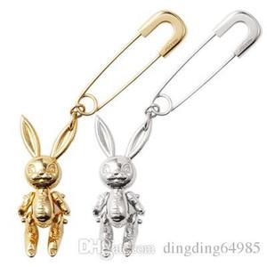 Ambush 925 Pin Coniglio Orecchini di coniglio orecchini moda dolce bellezza dea classico creativo orecchini animale gioielli regalo di compleanno per le donne