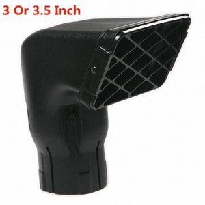 1Pcs 3 или 3,5-дюймовый универсальный водонепроницаемый Впускная, пригодный для дорожного Замена кольматации Snorkel Head воздухозаборника для SUV автомобилей HSC0 #