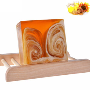 100g Honey Milk Face Soap Handmade Natural Bath Shower Soap Deep Cleaning Oil Remover Skin Care Tools