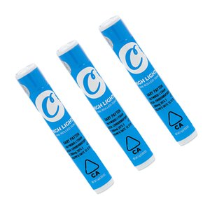 Cookies pre roll joints tube with original labels fast delivery pre roll packaging dankwoods packwoods