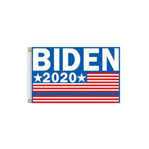 Banderas NUEVO Biden Elección General Banner 2020 EE.UU. Elección Presidencial BIDEN Banner 90 * 150cm 5 estilo puede ser personalizado FWA895
