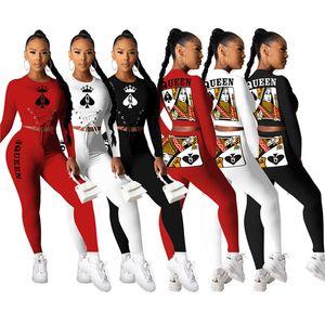 Artı boyutu 3X 4X Kadınlar sonbahar kış Büyük halini kıyafetler iki parçalı set uzun kollu kazak kırpma üst pantolon Kraliçe spor giyim 3704 tracksutis