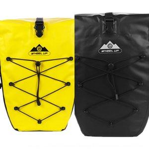 WHEEL UP Fahrrad volle Hutablage Fern regen dichte Freien wasserdichte Tasche Fahrradwasserdichten Beutel Rucksack Reitausrüstung T Trage