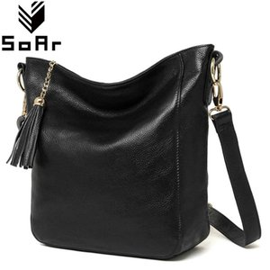 Tassel Women Bag Genuine Leather Shoulder Crossbody Bags For Women Bag Leather Hot Sale 2020 New Arrival Fashion 4