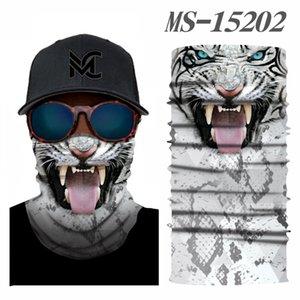 Masque Halloween Skeleton visage écharpe Joker Bandeau Cagoules Crâne mascarade Masques pour Ski Moto Cyclisme Pêche Sports de plein air
