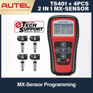 Autel MaxiTPMS TS401 TPMS Car Diagnostic and Service Tool Pre selection process offer faster activation and diagnostics