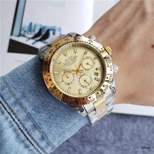 High quality mens luxury watches brand new designer watch Business Stainless steel modern wristwatch TAG Wristwatch Christmas Gift Relógio r