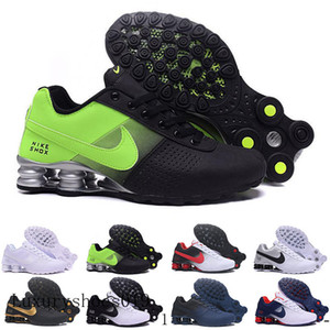 nike Tn plus shox 809 New Shox Deliver 809 Homens Mulheres Air Running Shoes Atacado Famoso ENTREGAR OZ NZ Mens Athletic sapatilhas esportivas Running Shoes HTD9V