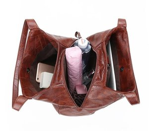 Tote02 Size Bag Crossbody Lady Fashion Big Leather Bucket Bags For Women Shoulder Bags Handbags Messenger Iesns