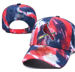 gros Hommes Femmes Cardinal Baseball LS Snapback chapeau de basket-ball Chapeaux snapback Mens Flat Caps réglable Sport Baseball Cap Hat A19