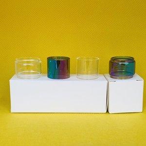 Glasröhre für Dampfsturm HAWK 2ML TANK CLEAR NORMALE Birne Röhre Fat Boy mit 1/3 / 10pcs Retail Package
