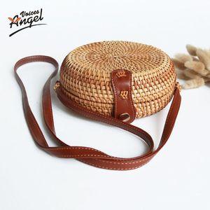 sacos para mulheres 2019 torba plazowa vintage rattan bolsa de palha crossbody saco carteras mujer de hombro y bolsos rodada mensageiro sac MX200817