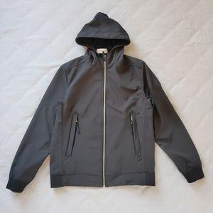 Новое прибытие # 40927 Мода осень зима куртки LIGHT SOFT SHELL-R КУРТКА TOPST0NEY Мужская куртка моды свитер