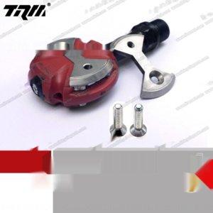 EUvIY Speedplay sostituzione pedale LollipopProtective rinforzo piece piece / protettivo / vite manicotto pedale SPEEDPLAY lega di titanio sostituire