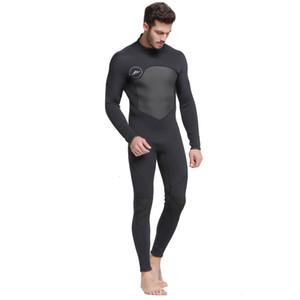Kadın Tam Vücut Wetsuits, Premium Neopren 3mm Erkek Zip Dalış Sualtı Scuba Dalış Sörf Şnorkel Yüzme Için