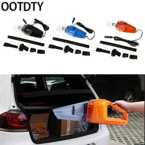 OOTDTY Car 12V 150W Portable 6 In 1 Handheld Vacuum Cleaner Wet Dry Dust w  5m Cable