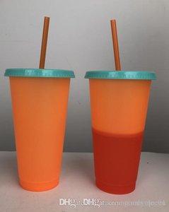 2019 Горячие новый термочувствительное пластиковое обесцвечивание Cup производитель продукт прямых продаж термочувствительных пластикового обесцвечивания Cup 700мло 002