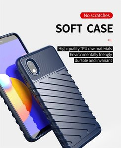 For Samsung Galaxy A01 Core Note 20 One Plus Nord Google Pixel 5 4 XL Rugged Armor TPU Cell Phone Cases Shockproof Case