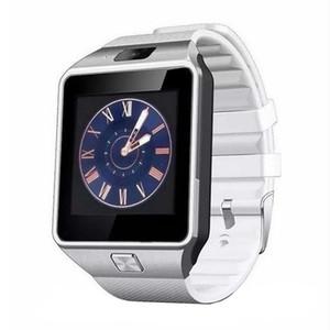 DHL Wholesale Smart Watch DZ09 Smart Wristband SIM Intelligent Android Sport Watch for Android Cellphones Relógio Inteligente