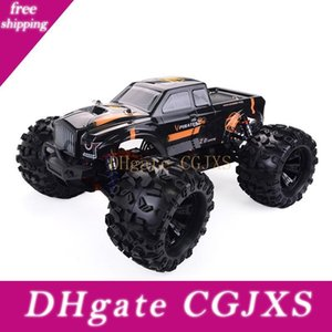 ZD 9021 V3 / MT8 Pirates3 de 1/8 2 .4ghz 4WD 90 km / h Regulación de la radio de coche eléctrico sin escobillas de carreras de vehículos Rtr Modelo juguetes para los niños
