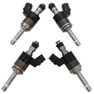 4Pcs Fuel Injectors 16010 5R1 305 for Honda Fit 2015 2019 1.5L KA6MT KACVT