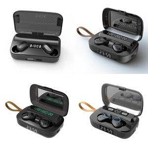 La venta superior Mono BH-M10B Multi-Point inalámbrico Bluetooth para auriculares del auricular con el Mic para conductor de camión PS3 PC # 422