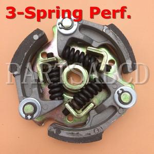 PARTSABCD Desempenho Clutch Para 47cc 49cc 2 tempos motor Com 3 Primavera tJrH #