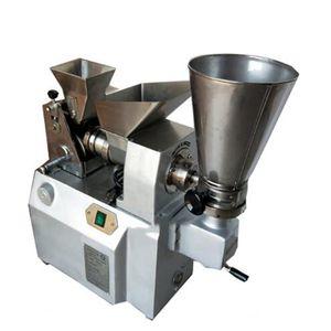 220v China Commercial Electric Клецки Maker, Жареные Клецки / Самоса / Тесто Бал Рулон весны машина 3600Pcs / ч
