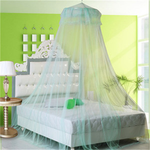 Romantic Round hammock mosquito net Lace Net For Baby Hung Dome Bed Dome Tents Baby Adults Ceiling Hanging For Home Decor