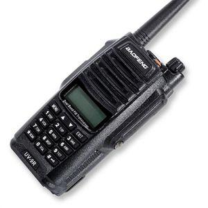 20pcs Baofeng Bf -Uv9r étanche Talkie -Talkie 400 ~ 520MHz Transceiver Radio avec 2200mAh Battery Restaurant Bar propriété Secur