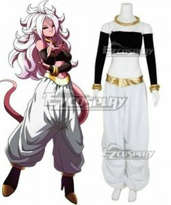 Majin Android 21 Cosplay Costume