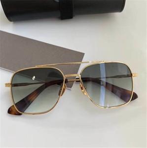 Ücretsiz küresel lojistik Uçuş 007 son tasarım klasik moda stil kadın ve erkek lüks en kaliteli UV400 güneş gözlüğü