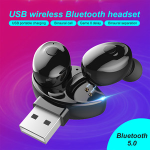 New XG12 XG13 XG15 XG17 TWS Mini Wireless Bluetooth 5.0 Earbuds Earphones In Ear Stereo Headset Headphone with Charging Box for SmartPhone