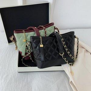 2020 Fashion Women Backet Bag Verifique alta qualidade Crossbody Lady pequeno Handbag Bolsa de Ombro