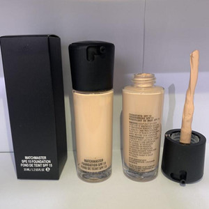 HOT Makeup FLUID SPF B51 Foundation Liquid 35ML High quality+gift Faced Concealer highlighter makeup