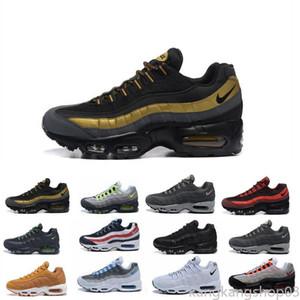 2020 Cuscino Mens Running Shoes autentici scarpe sportive per gli uomini Top Sneakers camminare scarpe outdoor Grey Man Training Maxes uk40-45 k3