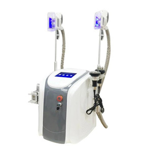 2020 Cryolipolysis кавитация + RF + лица RF + 40К + Lipo лазерная машина Жир Морозильная жир восстанавливающий красоты оборудование на продажу