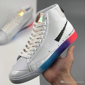 Blazer Mid 77 Vintage Have A Good Game Men Women Running Shoes 3M White Rainbow Casual Skateboard Outdoor Sport Trainers Sneakers