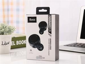 인기 TWS5 JB 무선 이어폰 블루투스 5 0.0 헤드셋 스마트 폰 방수 스포츠 헤드폰에서 -Ear 이어폰