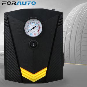 Digital Tire Inflator DC 12 Volt Car Portable Air Compressor Pump 150 PSI Car Air Compressor for Motorcycles Bicycles