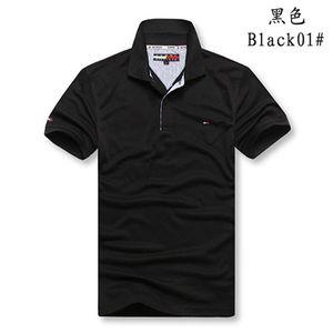 Marca 22 homens camisas pólo de manga curta clássico Moda Casual shirt bordado Cobra Bee listrado Mens Polo ShirtTommy Hilfiger