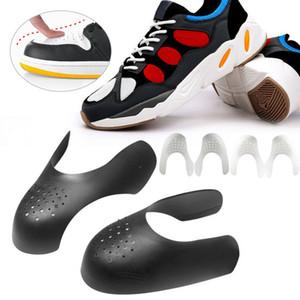 Обувь Щиты для Sneaker антисминание морщинистой Fold обуви Поддержка носком Спорт Бал обуви Глава Носилки Protector обувь Деревья