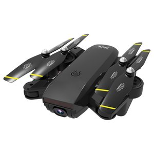 2020 velivoli di RC giocattolo, 4K HD doppia fotocamera WIFI FPV Drone, Attitudine Tenere ottico, pista di volo, fllow Me modello quadcopter, regalo del capretto, 3-2