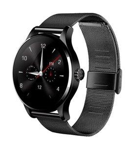 Cgjxs Original Smart-Uhr-Track-Armbanduhr Mtk2502 Bluetooth K88h Smartwatch Herzfrequenzmesser Pedometer Dialing Für Android Ios