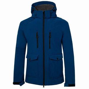 Veste de ski Hommes Outdoor Ski Montagne Snowboard Jacket imperméable coupe-vent Manteau thermique capuche Randonnée Escalade Vêtements de sport