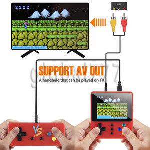 NEW K5 Retro TV Video Game Console Portable Mini Handheld Pockets Games Box 500 in 1 Arcade FC SUP NES Games Player for Children Xmas Toys