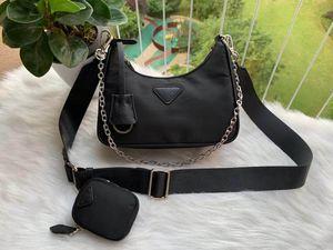 haute qualité Réédition 2005 concepteurs des femmes des sacs à main de luxe Hobo sacs à main dame sac fourre-tout d'épaule de canal bandoulière sac de luxe de mode