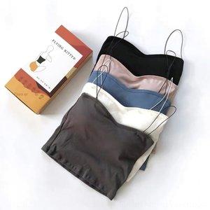2qIYi yxTcj штучной девушки внутренний онлайн Vest картины маслом картины маслом популярный стиль задней завернутый груди трубки крышки трубки внешний бретели износ с