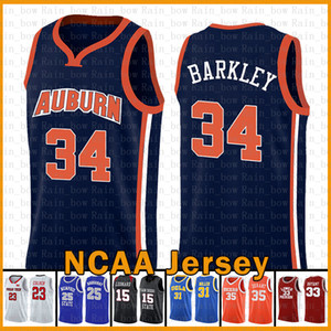 Auburn Kyrie NCAA Charles Barkley 34 Irving Dwyane Wade 3 Kyrie Stephen Curry 30 Irving Basketball Jersey Anfernee 25 Hardaway Vince Carter