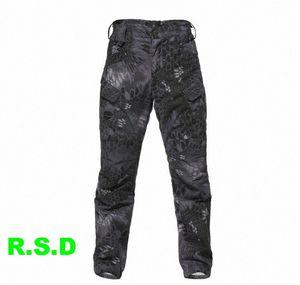 Wholesale-Kryptek typhon camo hunting pants,TACTICALcombat cargo IX7 trousers mZIq#